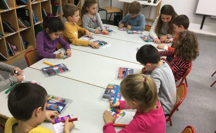 Fem origamis de colors!