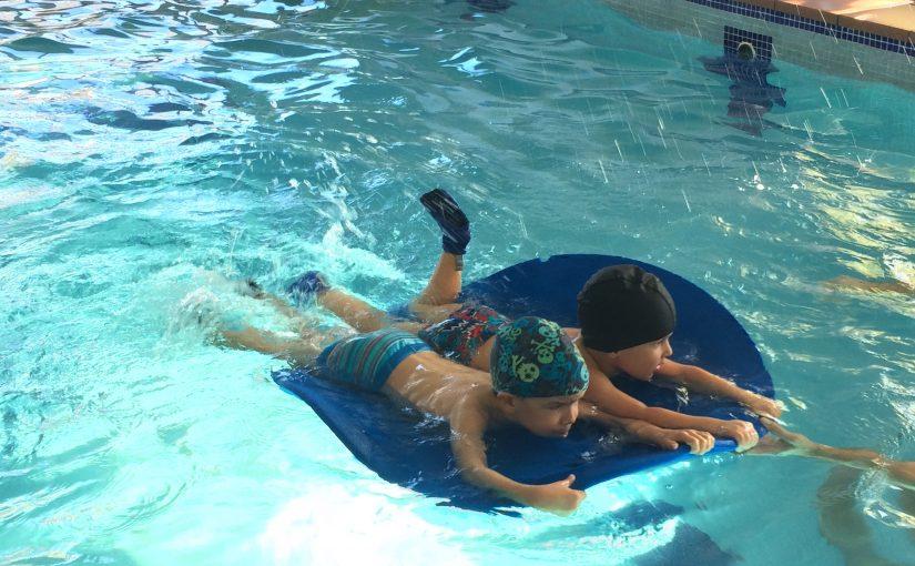La piscina de les Estrelles